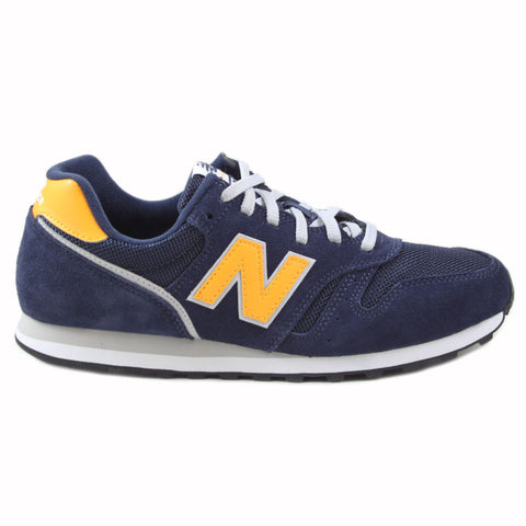 New Balance Herren Sneaker ML373AA2 Navy/Yellow