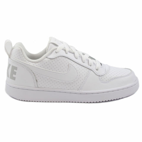 Nike Damen/Kinder Sneaker Court Borough Low Wht/Wht-Wht