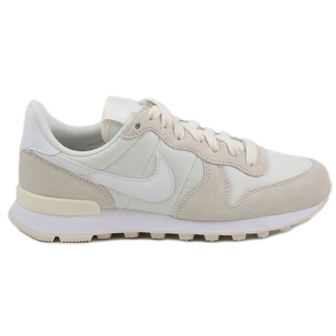 Nike Damen Sneaker Internationalist Pale Ivory/White