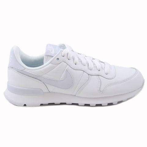 Nike Damen Sneaker Internationalist White/Football-Grey