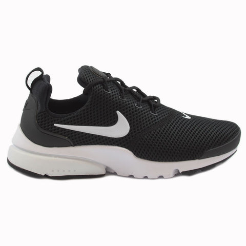 Nike Damen Sneaker Air Presto Fly Black/White-White-Black