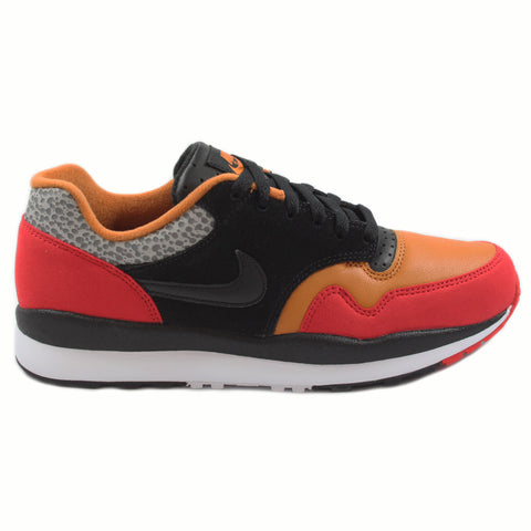 Nike Herren Sneaker Air Safari SE SP19 Unvst Red/Blk-Monarch
