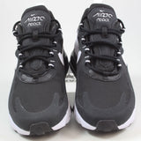 Nike Herren Sneaker Air Max 270 React Black/White-Black