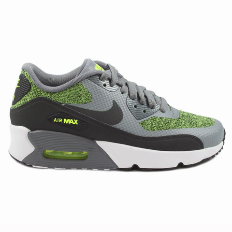 Nike Damen Sneaker Air Max 90 Ultra 2.0 SE Cool Gry/Anthra-Volt