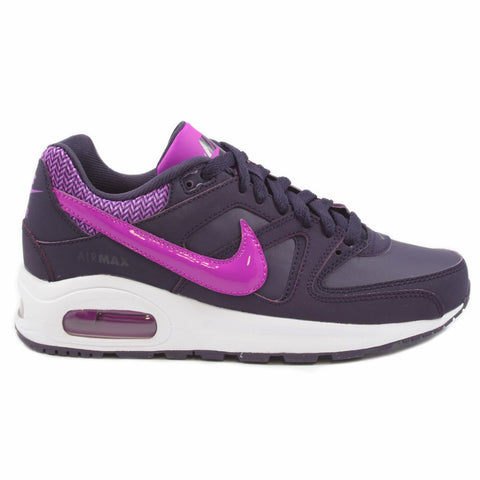 Nike Damen Sneaker Air Max Command Flex LTR Purple Dynasty/Violet