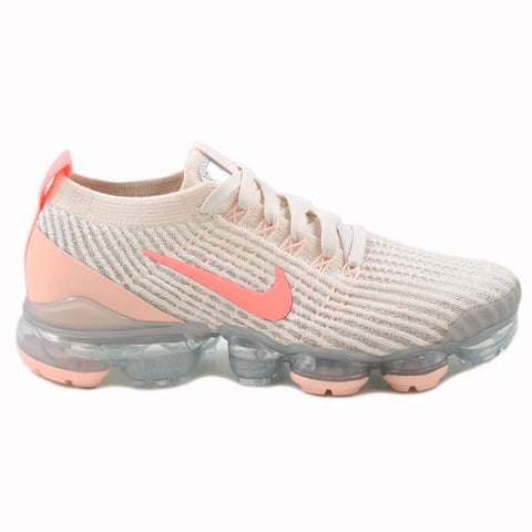 Nike Damen Sneaker Air Vapormax FK3 Light Cream/Pnk