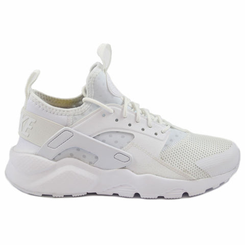 Nike Damen Sneaker Air Huarache Run Ultra Wht/Wht-Wht