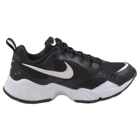 Nike Herren Sneaker Air Heights Black/White