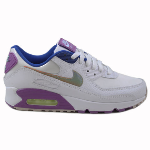 Nike Damen Sneaker Air Max 90 SE White/Multi-Color