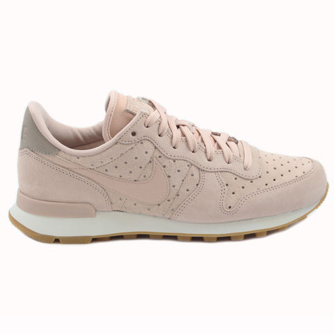 Nike Damen Sneaker Internationalist PRM Particle Beige