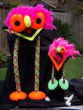 blacklight gooney puppet giant