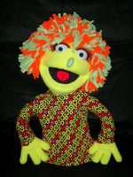 blacklight nancy puppet yellow