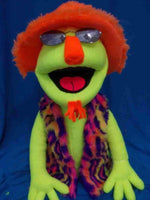 blacklight sonny d puppet yellow