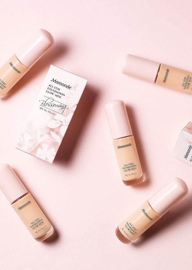 Kem Nền Mamonde All Stay Foundation Glow - Kallos Vietnam