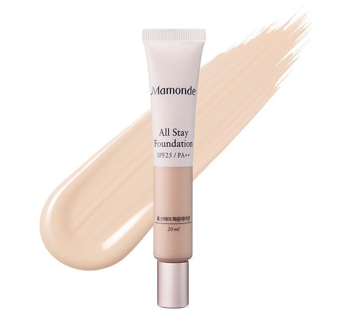 Kem Nền Mamonde All Stay Foundation - Kallos Vietnam