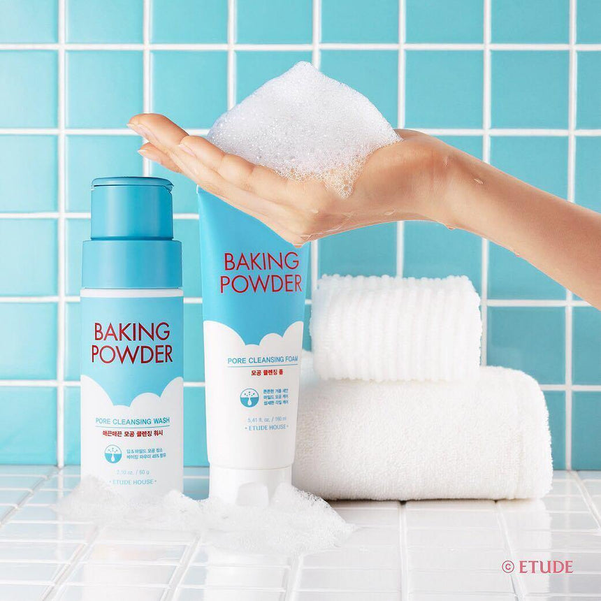 Sữa Rửa Mặt Etude House Baking Powder Pore Cleansing Foam - Kallos Vietnam