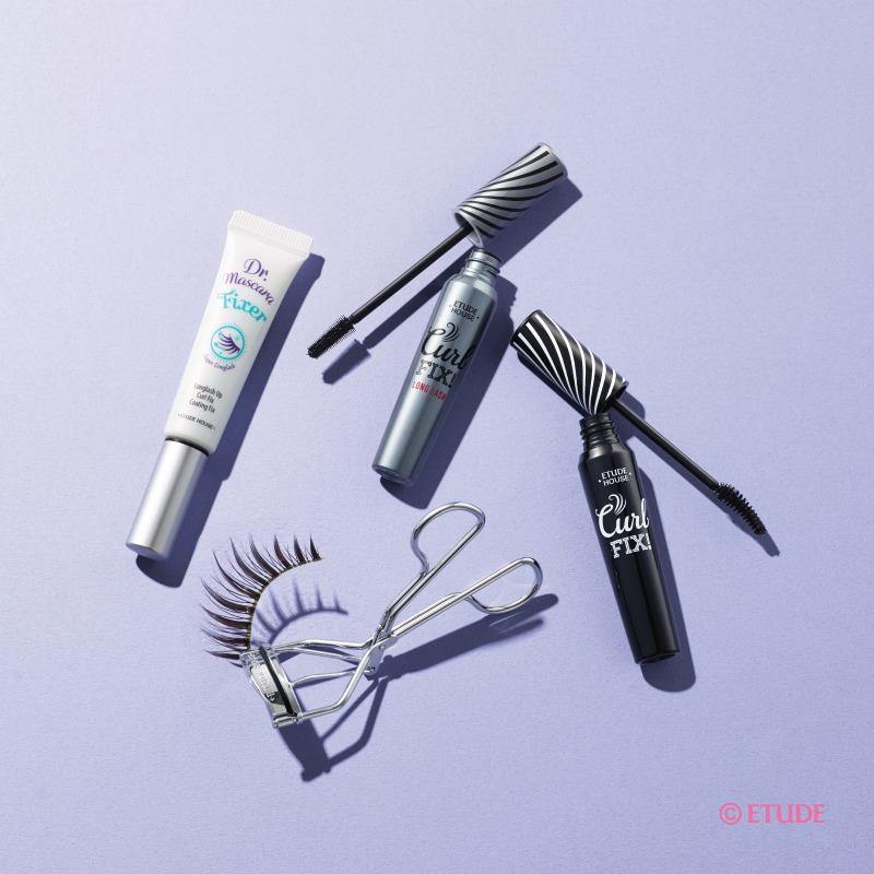 Review Mascara Etude House Dr.Mascara Fixer