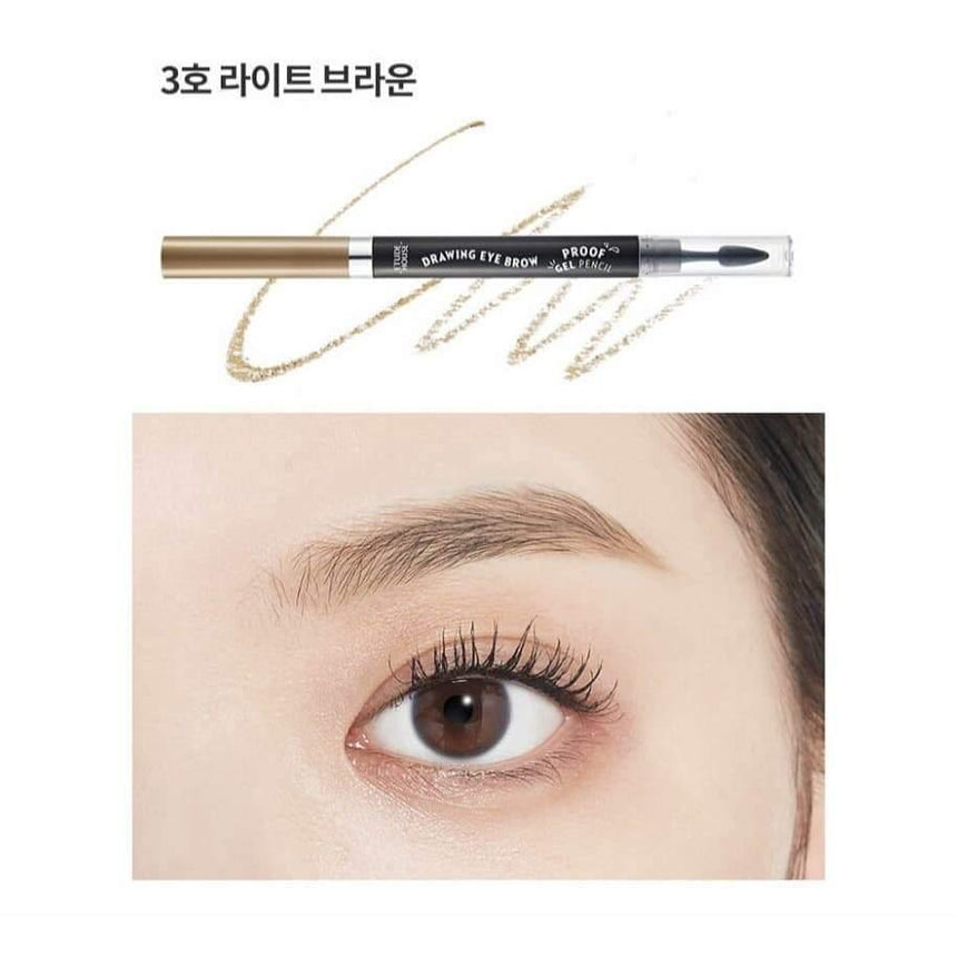 Kẻ Mày Etude House Drawing Eyebrow Proof Gel Pencil - Kallos Vietnam