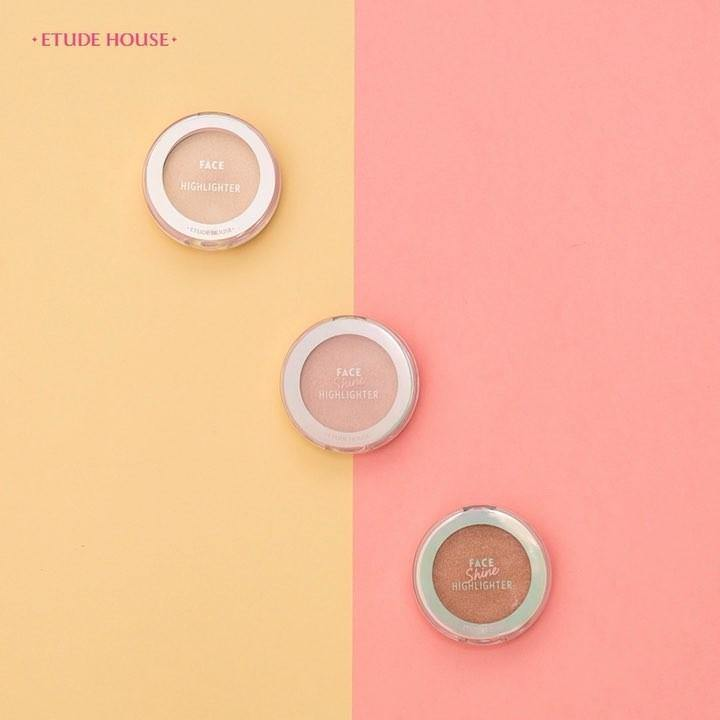 Phấn Bắt Sáng Etude House Face Shine Highlighter - Kallos Vietnam