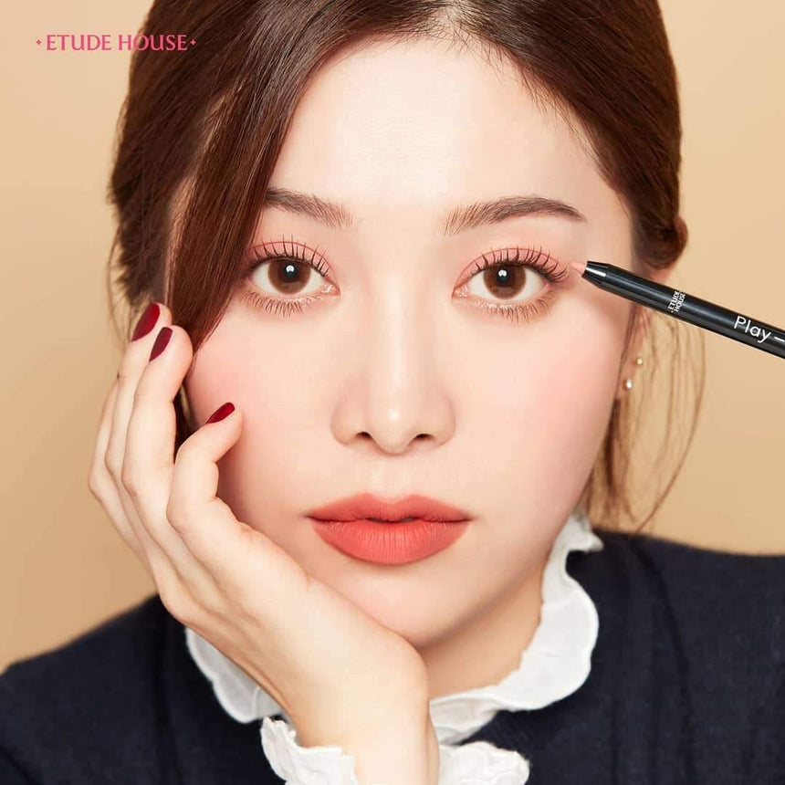 Review kẻ mắt Etude House Play 101 Pencil