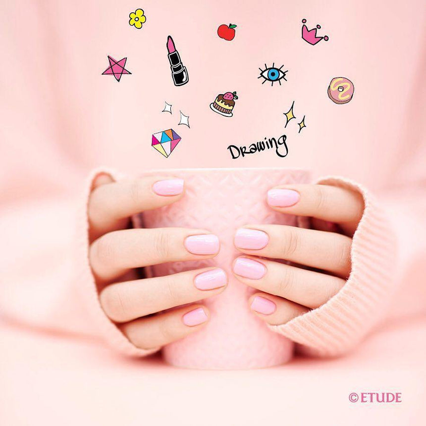 Dán Móng Tay Etude House Play Nail Sticker Jewel - Kallos Vietnam