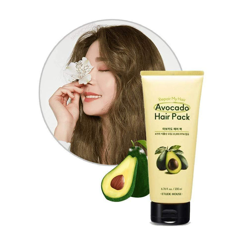 Kem Ủ Tóc Etude House Repair My Hair Avocado Hair Pack - Kallos Vietnam