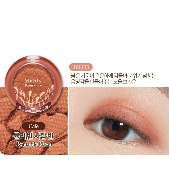 Phấn Mắt Etude House Muhly Romance Look At My Eyes - Etude - Kallos Vietnam