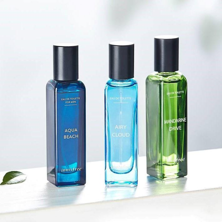 Nước Hoa Innisfree Eau de Toilette Jeju Voyage Collection - Kallos Vietnam