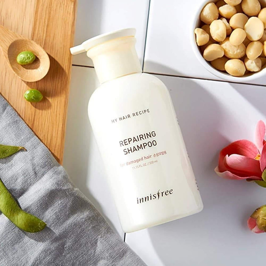 Dầu Gội Innisfree My Hair Recipe Shampoo Hair Care - Kallos Vietnam