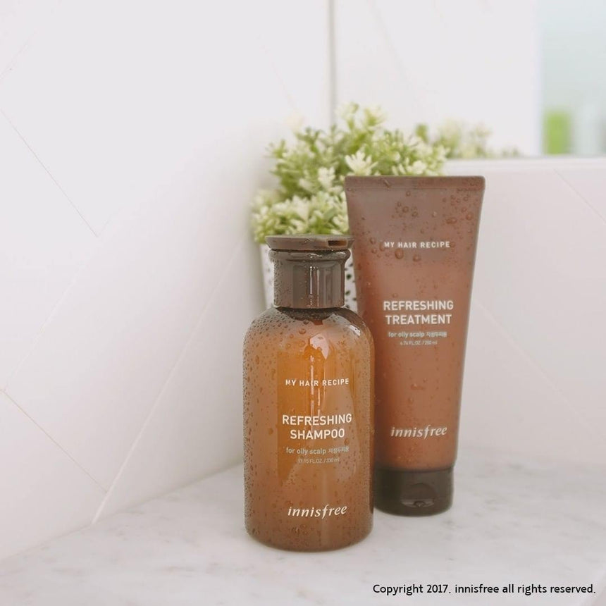 Kem Ủ Tóc Innisfree My Hair Recipe Treatment - Kallos Vietnam