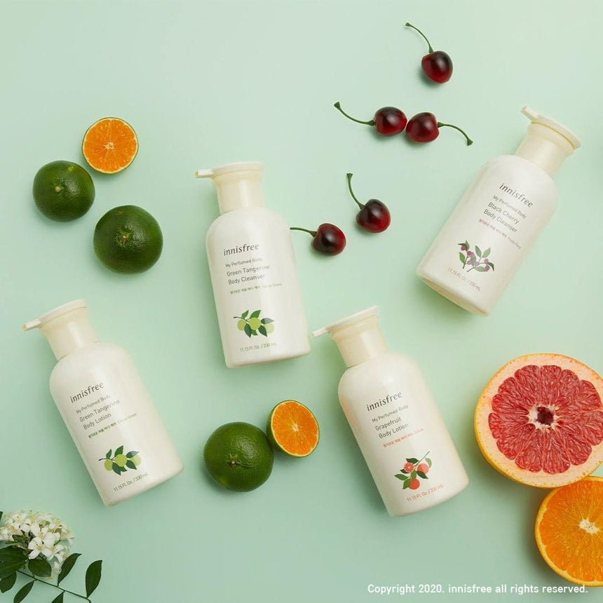 Sữa Tắm Innisfree My Perfumed Body Cleanser - Kallos Vietnam