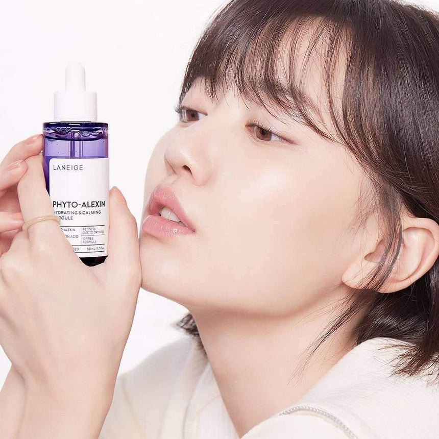 Tinh Chất Laneige Phytoalexin Hydrating Calming Ampoule - Laneige - Kallos Vietnam