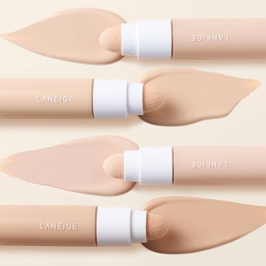 Che Khuyết Điểm Laneige Real Cover Cushion Concealer - Kallos Vietnam