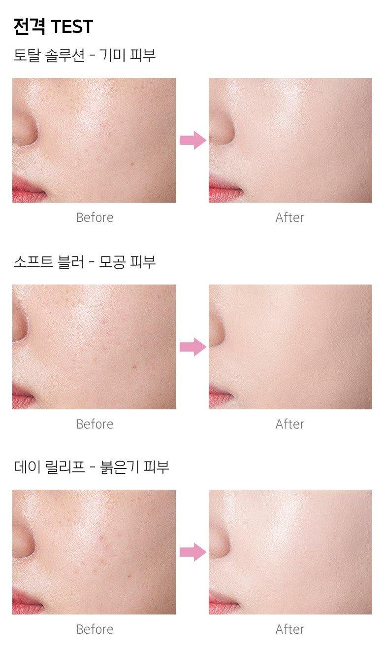 Kem Nền Mamonde Total Solution BB Cream - Kallos Vietnam