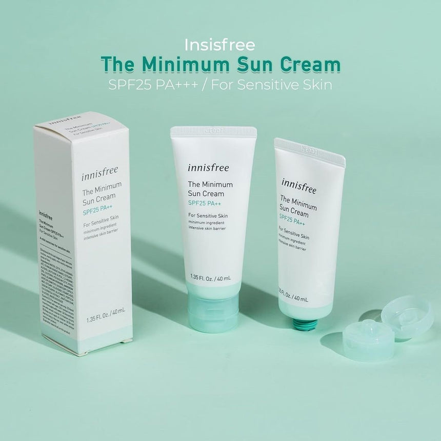 Kem Chống Nắng Innisfree The Minimum Sun Cream - Kallos Vietnam