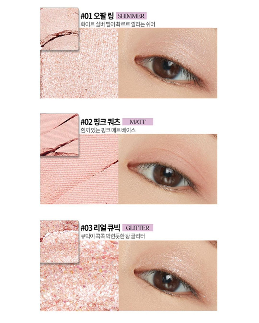 Phấn Mắt Etude House Gemstone Play Color Eyes - Etude - Kallos Vietnam