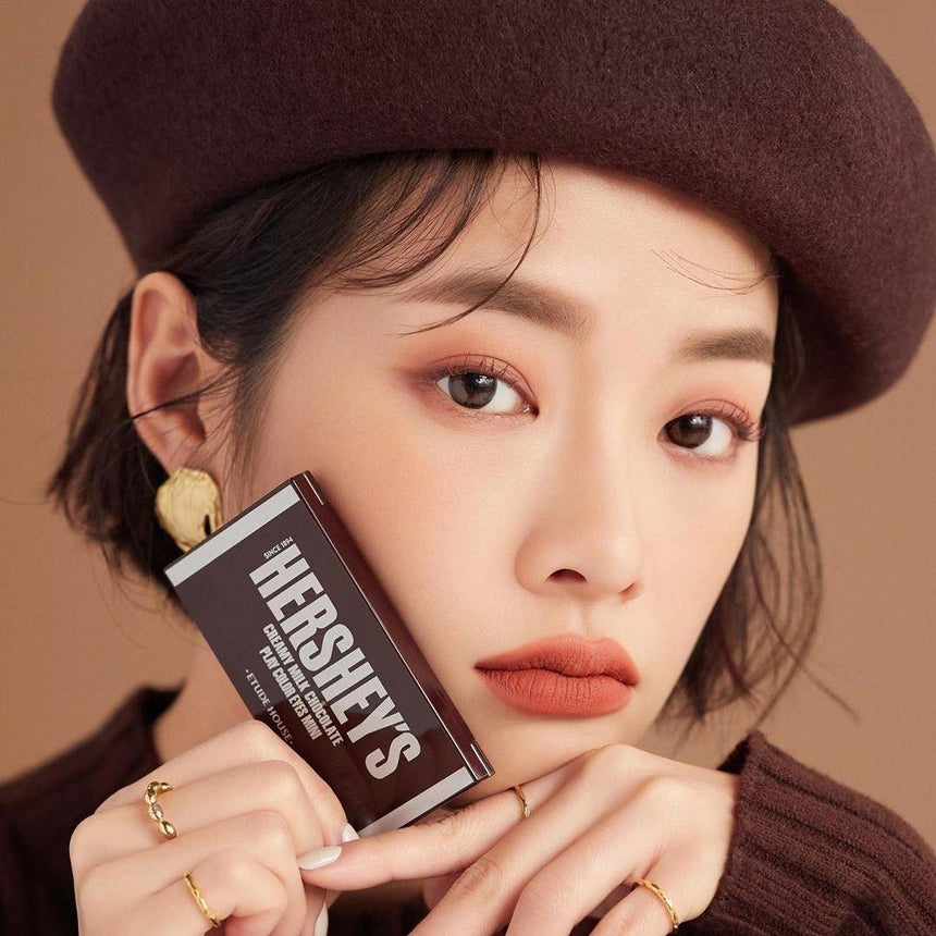 Review phấn mắt Etude House Hershey Play Color Eyes