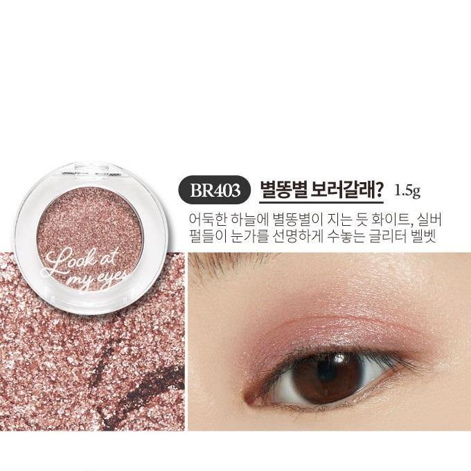 Phấn Mắt Etude House Look At My Eyes Velvet - Etude - Kallos Vietnam