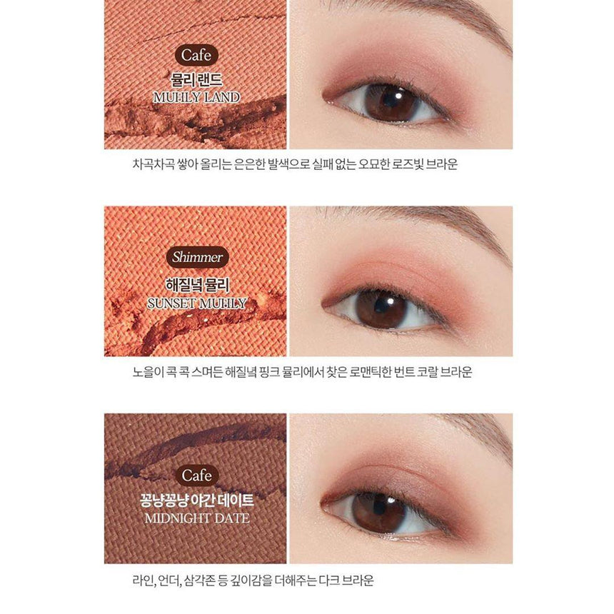 Phấn Mắt Etude House Muhly Romance Play Color Eyes - Kallos Vietnam