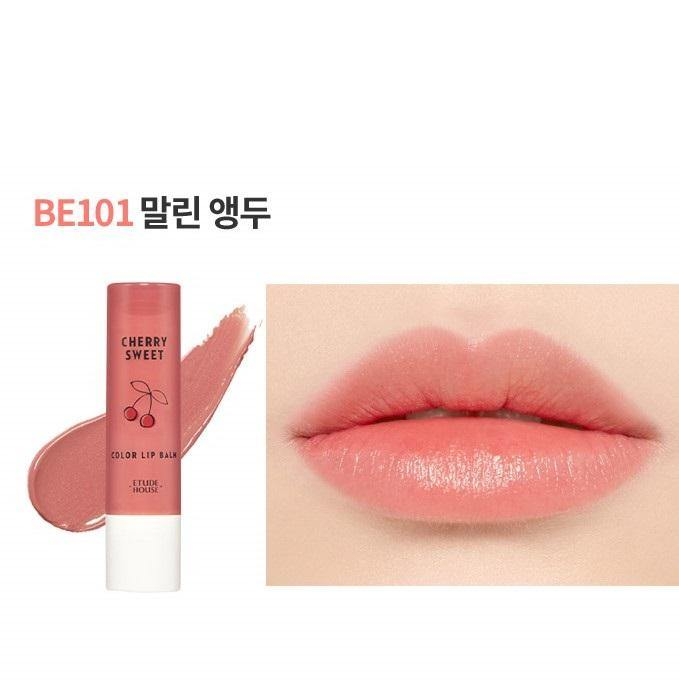 Son Etude House Cherry Sweet Color Lip Balm - Kallos Vietnam