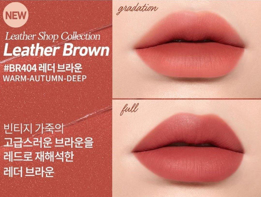 Son Etude House Leather Shop Powder Rouge Tint - Kallos Vietnam