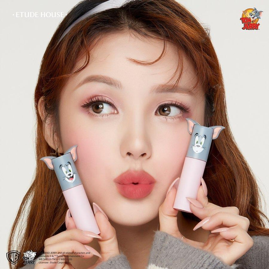 Son Etude House Tom Jerry Colorful Tattoo Tint - Kallos Vietnam
