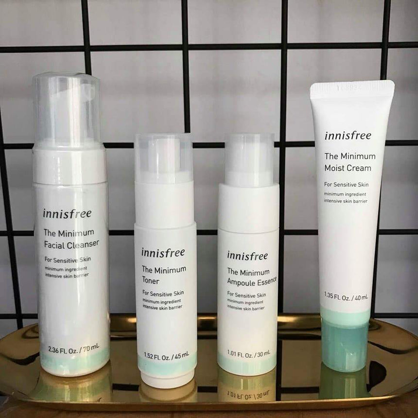 Sữa Rửa Mặt Innisfree The Minimum Facial Cleanser - Kallos Vietnam