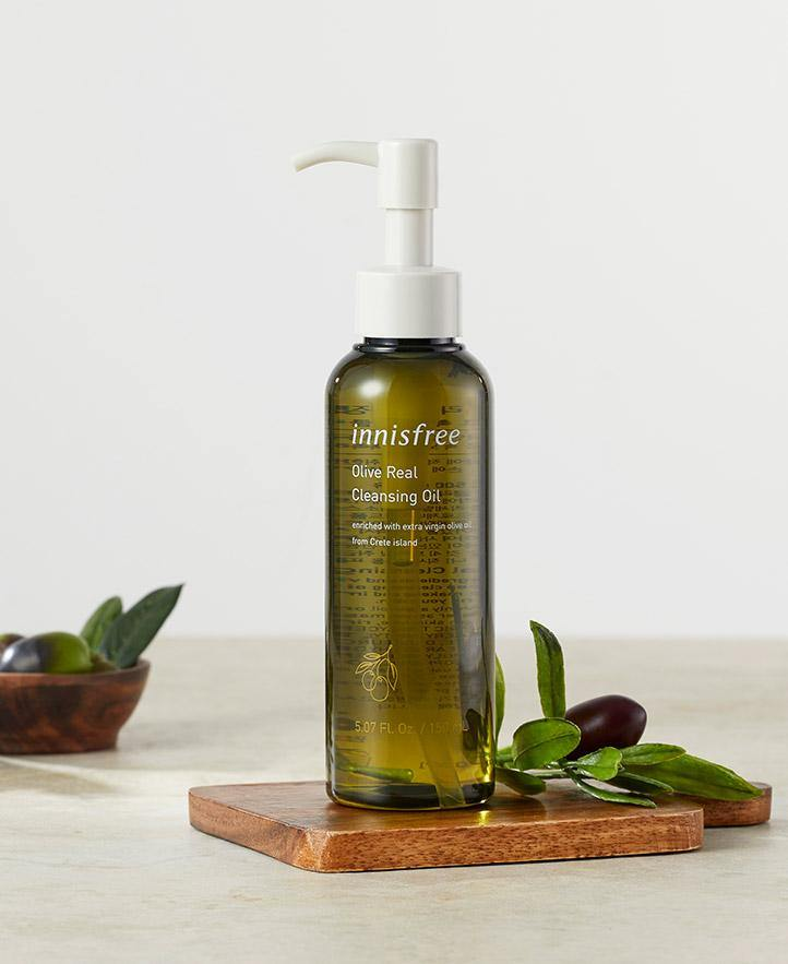 Tẩy Trang Innisfree Olive Real Cleansing Oil - Innisfree - Kallos Vietnam