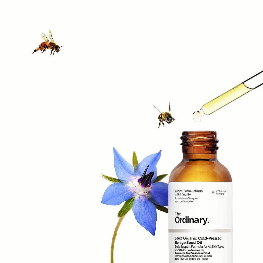 Tinh Dầu The Ordinary Organic Cold-Pressed Borage Seed Oil - Kallos Vietnam