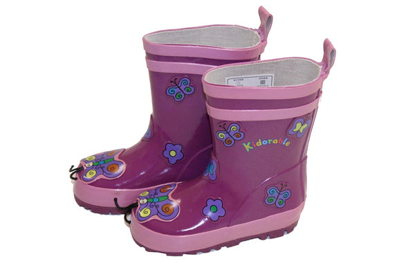 Butterfly Bloom Gumboot