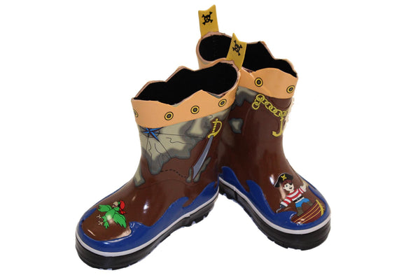 Pirate Adventure Gumboot