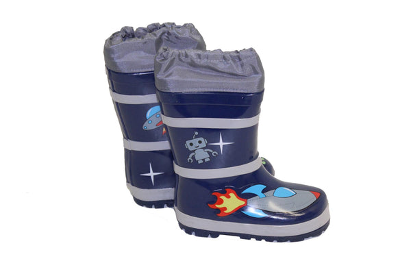 Space Explorer Gumboot