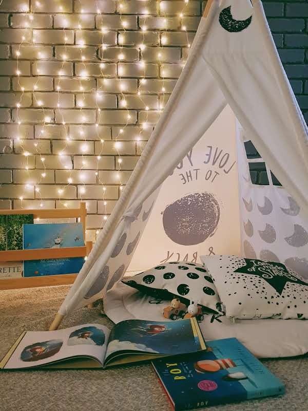Moonlight teepee package