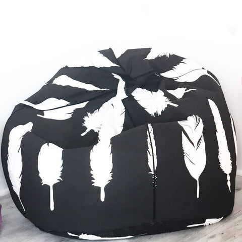 Flying Feathers Beanbag